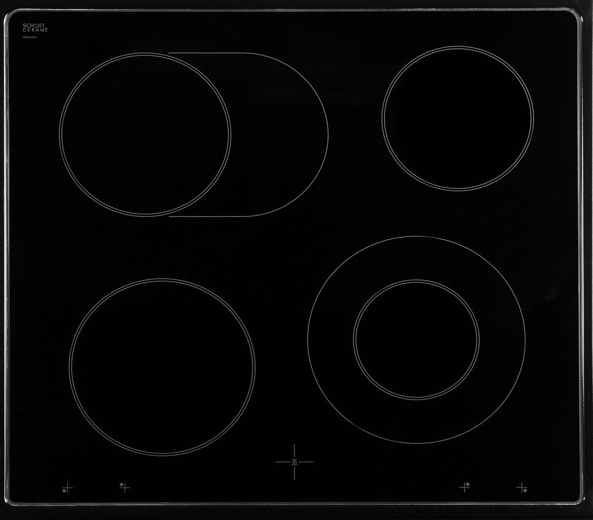 Bild 4 von SIEMENS Elektro-Standherd HK9R30250, mit Teleskopauszug nachrüstbar