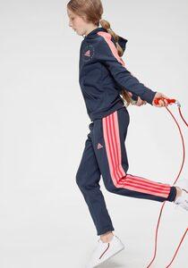 adidas Performance Jogginganzug »JOUNG GIRL HOOD COTTON TRACKSUIT« (Set, 2-tlg)