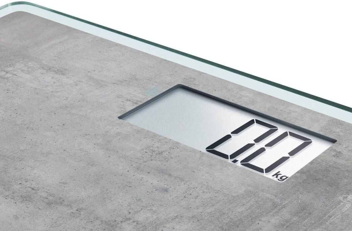 Bild 5 von Soehnle Personenwaage »Style Sense Compact 300 concrete«