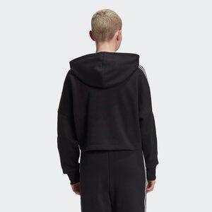 adidas Originals Hoodie »ADICOLOR 3D TREFOIL CROPPED«