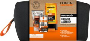 L'ORÉAL PARIS MEN EXPERT Körperpflege-Set »Energy Bag Geschenkset«, 4-tlg.
