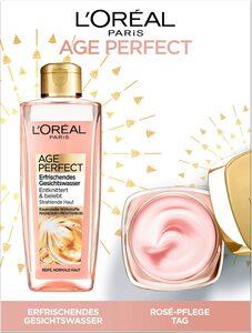 L'ORÉAL PARIS Gesichtspflege-Set »Age Perfect Golden Age«, 2-tlg., mit Gesichtswasser und Tagespflege