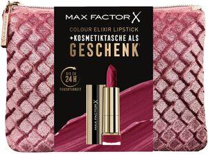 MAX FACTOR Lippenstift-Set »Colout Elixir Lippenstift Weihnachtsset«, 2-tlg.