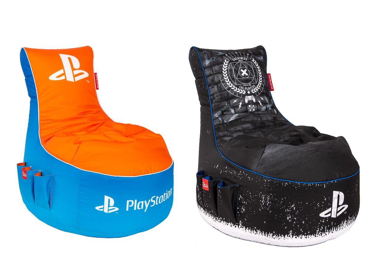 Bild 1 von Gamewarez Gaming Sitzsack PlayStation