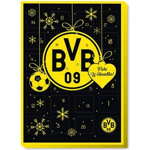 Adventskalender BVB Borussia Dortmund 120 g