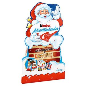 Kinder Mix Adventskalender 210 g