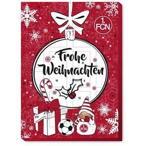 Adventskalender 1.FC Nürnberg 120 g