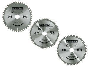 PARKSIDE® TRF Kreissägeblatt »PKSB 210 A1«, Ø 210 mm