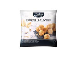 Kartoffelbällchen mit Trüffelaroma