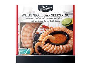 ASC White Tiger Garnelenring