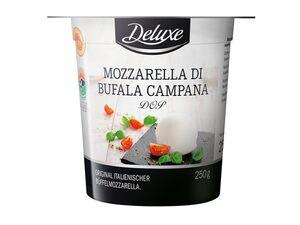Mozzarella di Bufala Campana DOP