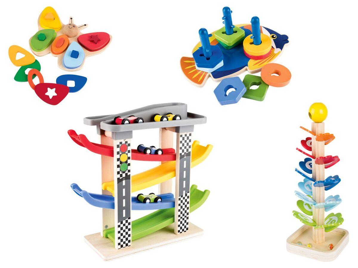 Bild 1 von PLAYTIVE® Motorik Holzspielzeug