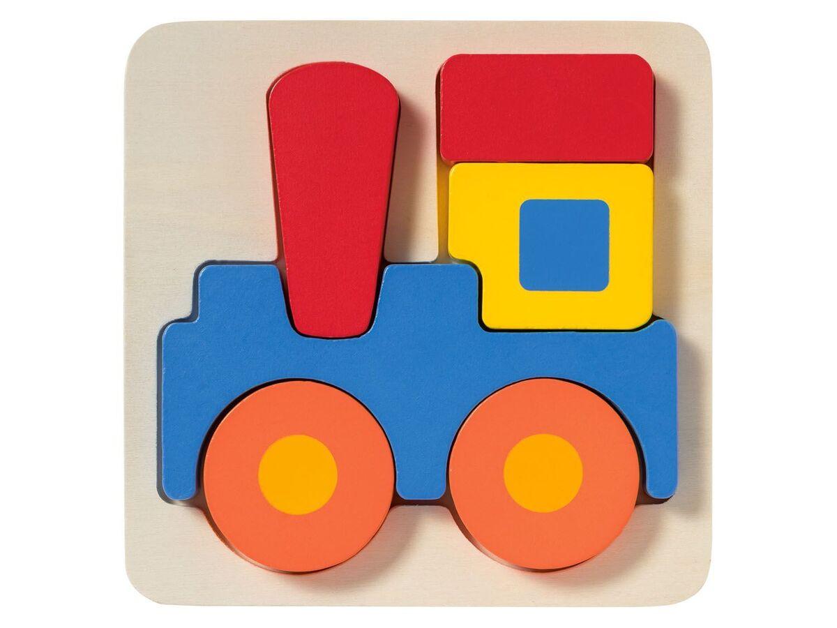Bild 2 von PLAYTIVE® Holzpuzzle