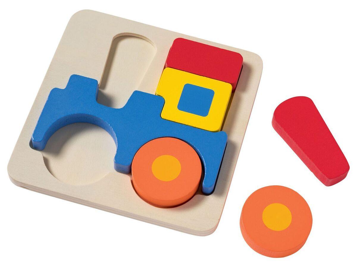 Bild 3 von PLAYTIVE® Holzpuzzle