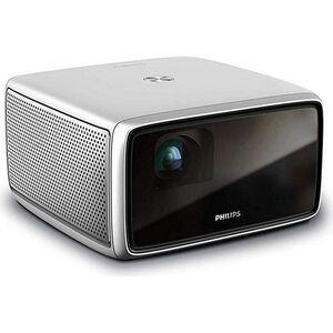 "Philips Screeneo S4 Heimkino Projektor Beamer 160"" Full HD HDMI USB WLAN Bluetooth AirMote"