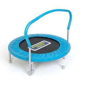 Sportspower Kinder- & Fitnesstrampolin mit Haltegriff