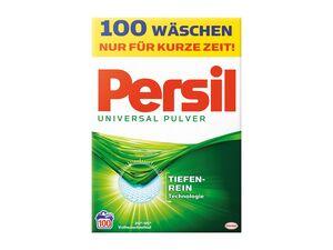 Persil Pulver/Gel 100 Wäschen/ Discs 70+10 Wäschen