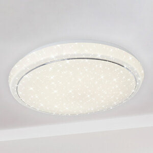 LED-Deckenleuchte Brilo Sternenhimmel