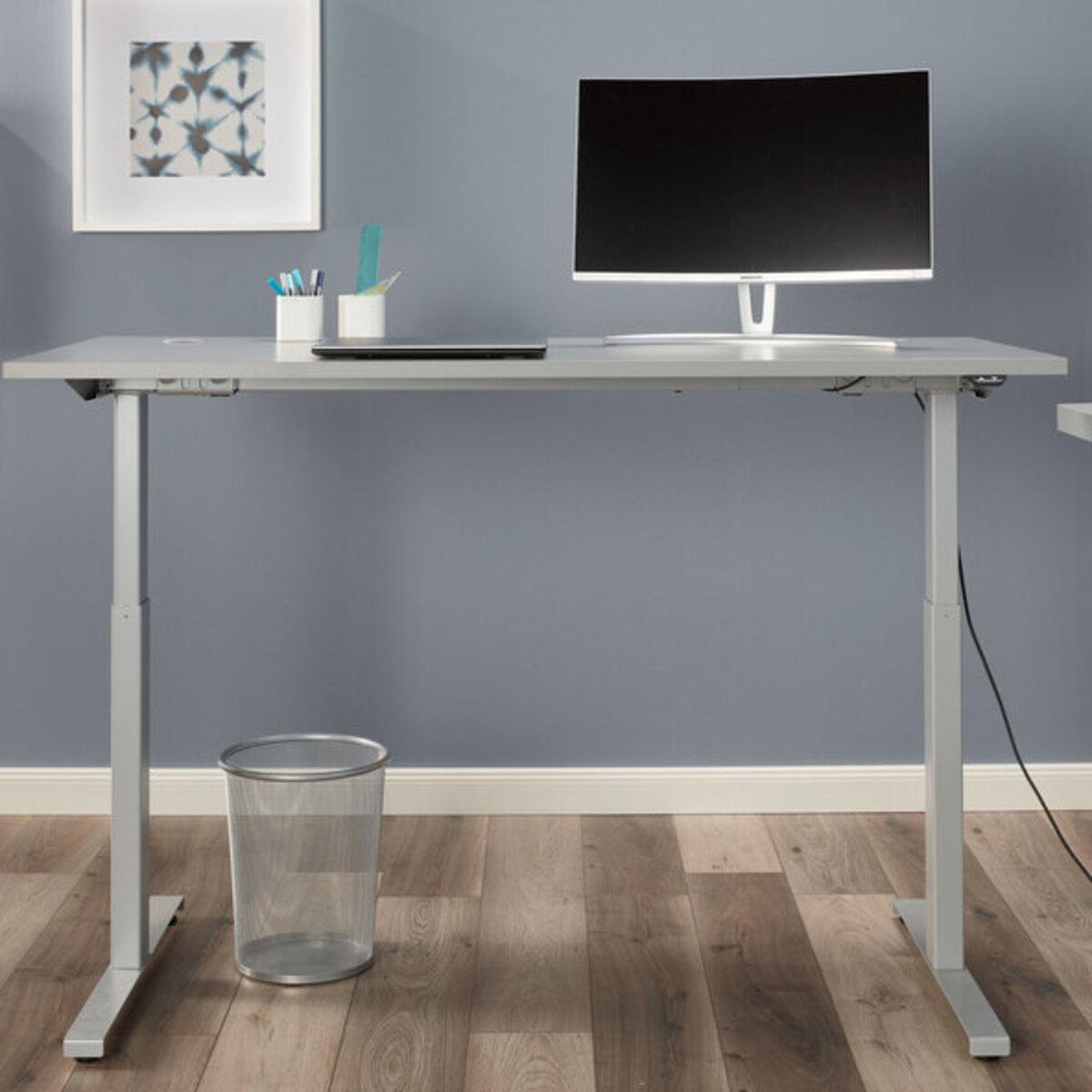 Bild 1 von Elektrisch höhenverstellbarer Schreibtisch Onno