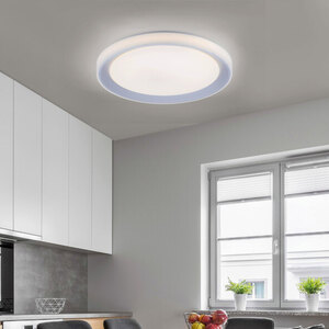 LED-Deckenleuchte Leuchten Direkt LOLAsmart Leni