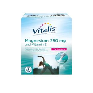VITALIS     Magnesium 250 mg