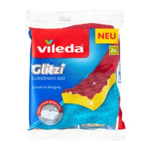 vileda Glitzi Badreiniger-Schwämme