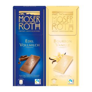 MOSER ROTH     Premium Chocolade