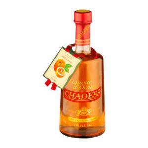 CHADESS     Liqueur d'Orange