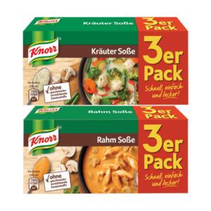 Knorr Basis-Soße