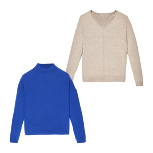 UP2FASHION  	   				Edelgarnpullover