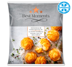 BEST MOMENTS Herzogin-Kartoffeln