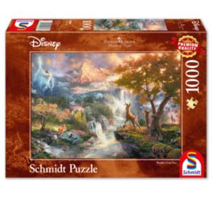 SCHMIDT DISNEY 1.000-Teile-Puzzle