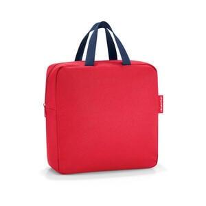 Reisenthel Foodbox iso m red rot , Ox3004 , Textil , Uni , 28x28x10 cm , 003555002202