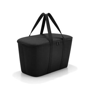 Reisenthel Kühltasche schwarz , Uh7003 , Textil , Uni , 44.5x24.5x25 cm , 003555009601