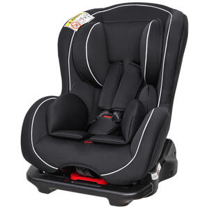 My Baby Lou Kinderautositz interstate , 8015764690 Interstate , Schwarz , Kunststoff , 45.6x63.0x55.2 cm , Flachgewebe , 5-Punkt-Gurtsystem, abnehmbarer und waschbarer Bezug, Gurtlängenverstellung,