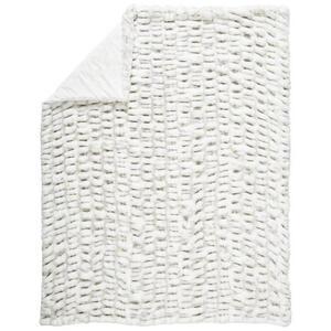 Novel Felldecke 150/200 cm silberfarben , Bengal , Textil , Uni , 150x200 cm , Webpelz , 008982016402