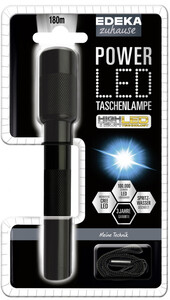 EDEKA zuhause LED-Taschenlampe groß