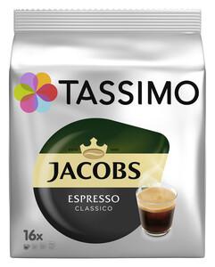 Tassimo Jacobs Kaffee Espresso Classico 16x7,4g