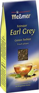 Meßmer Tee Earl Grey lose 150 g