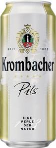 Krombacher Pils 0,5 ltr Dose
