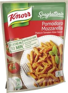 Knorr Spaghetteria Pasta Pomodoro Mozzarella 163 g