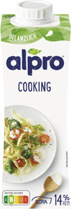 Alpro zum Kochen Soja 250ml