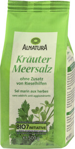 Alnatura Bio Kräutersalz 500 g