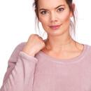 Bild 4 von Damen Fleece-Kleid mit zwei Taschen