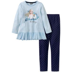Die Eiskönigin 2 Schlafanzug mit Volant