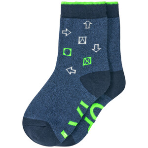 1 Paar Jungen Socken mit Bio-Baumwolle