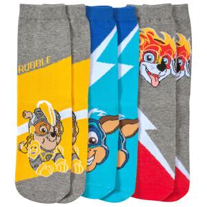 3 Paar PAW Patrol Socken im Set