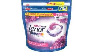 Lenor All-in-1 Pods Amethyst Blütentraum Colorwaschmittel