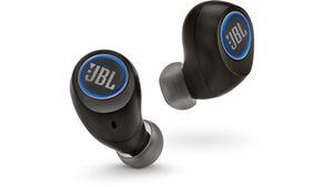 JBL True Wireless Headset Free X schwarz