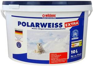 Polarweiß - Extra Weiß 10000 ml Wilckens